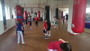 Boxen für Kinder und Jugendliche